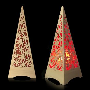 Pyramide Lantern -
